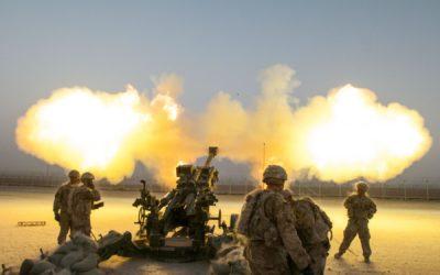 Об артиллерийских формированиях армии США