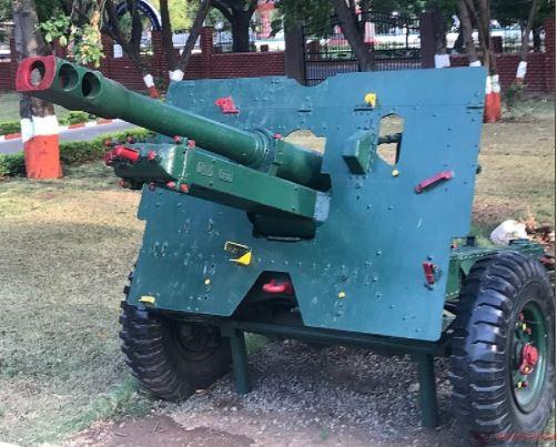 Классификация артиллерийских орудий по весу снаряда в фунтах