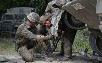 О переводе Battle Damage Assessment and Repair
