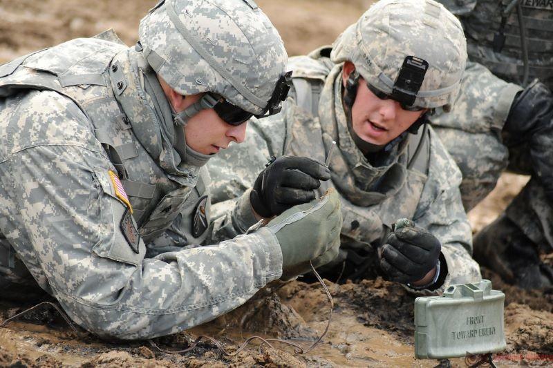 Еще об инженерных войсках армии США