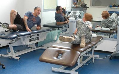 Об организации системы медицинского обеспечения армии США